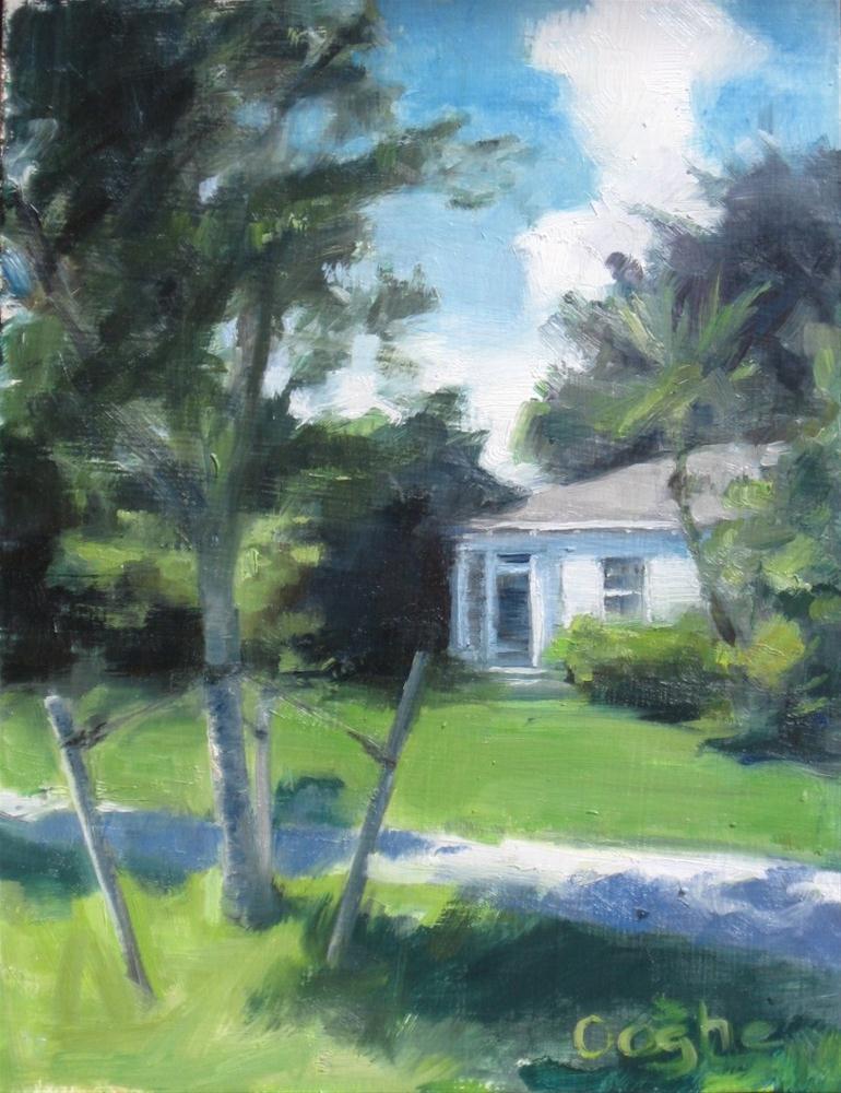 """Home 2"" original fine art by Angela Ooghe"