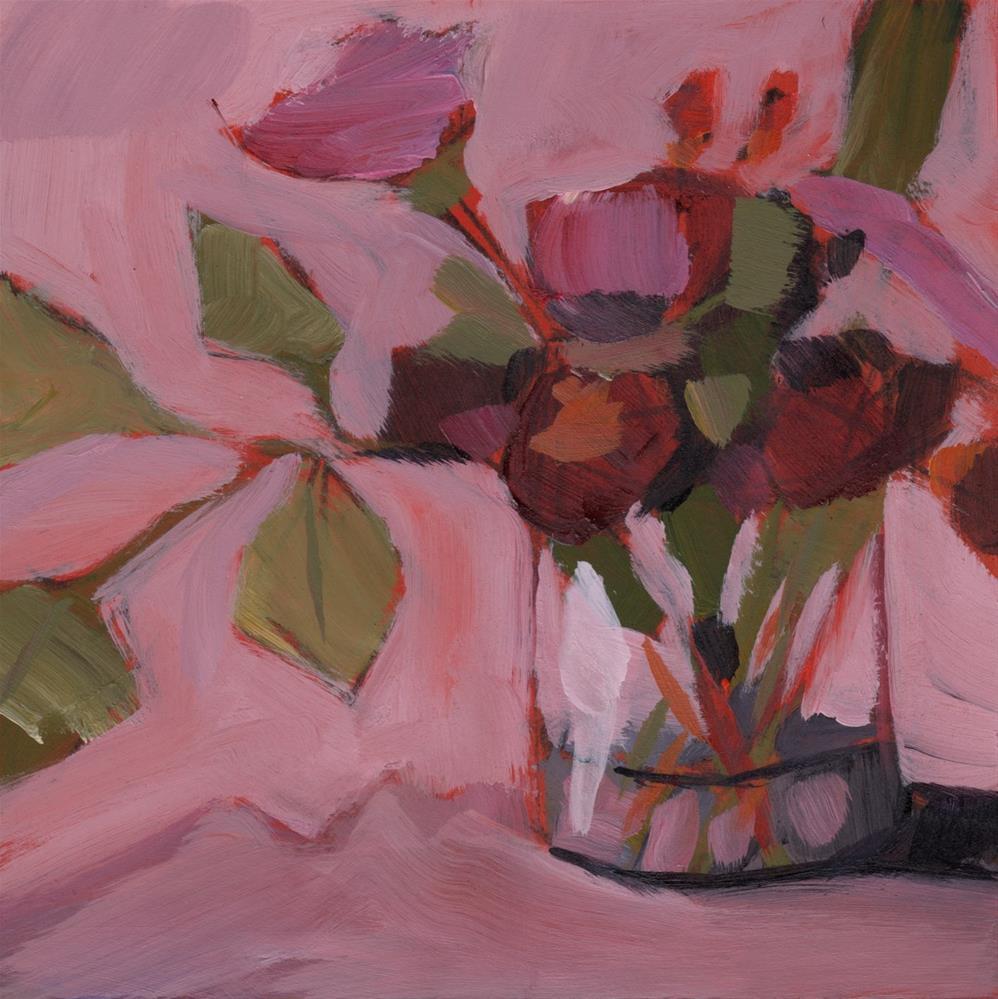 """0267: Thankful"" original fine art by Brian Miller"