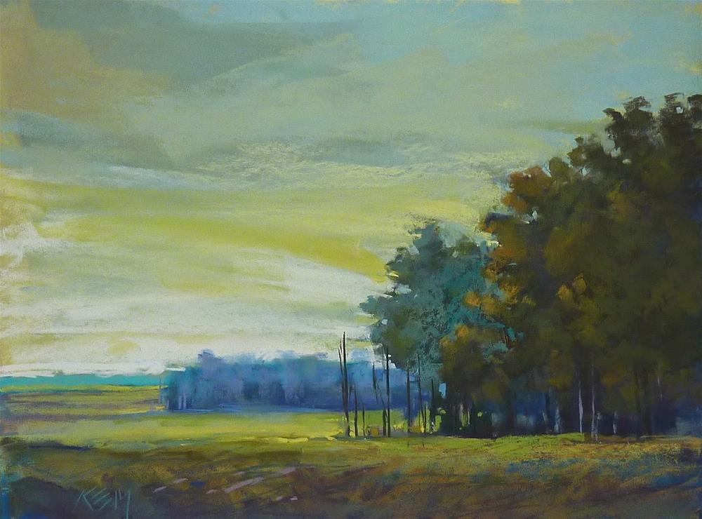 """""""Painting Large and Quick....My Top Tips"""" original fine art by Karen Margulis"""