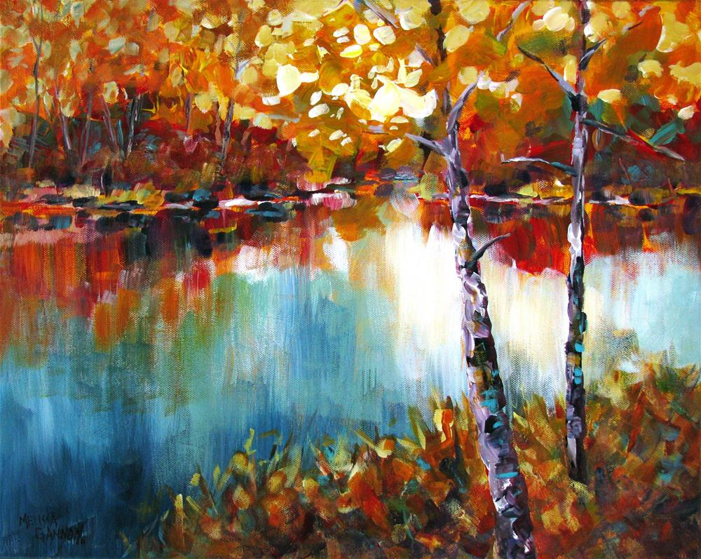 """Color Magic"" original fine art by Melissa Gannon"