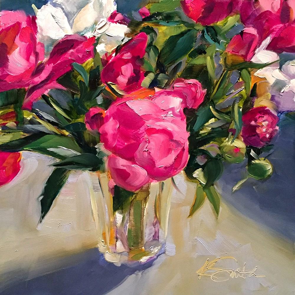 """sunkissed"" original fine art by Kim Smith"