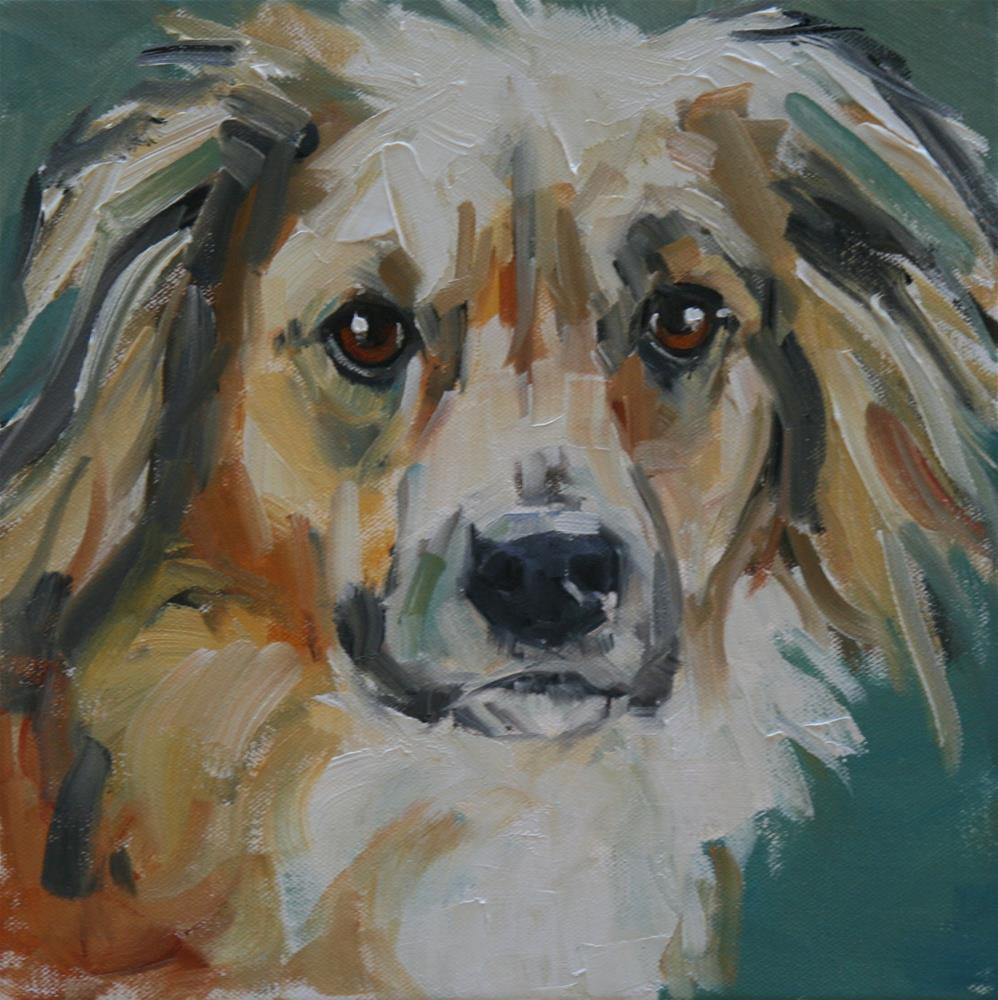 """""""Lucy"""" original fine art by Carol Carmichael"""