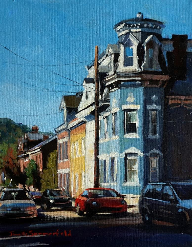 """44th and Eden"" original fine art by Jonelle Summerfield"