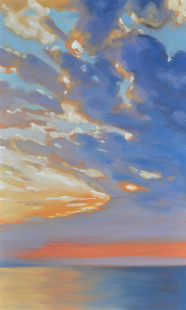 """""""New Beginnings"""" original fine art by Heather Bullach"""