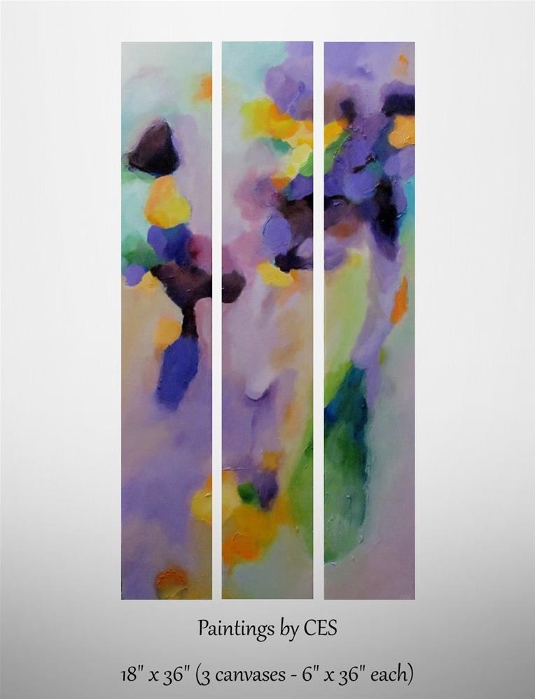 """""""Odyssey"""" original fine art by ~ces~ Christine E. S. Code"""