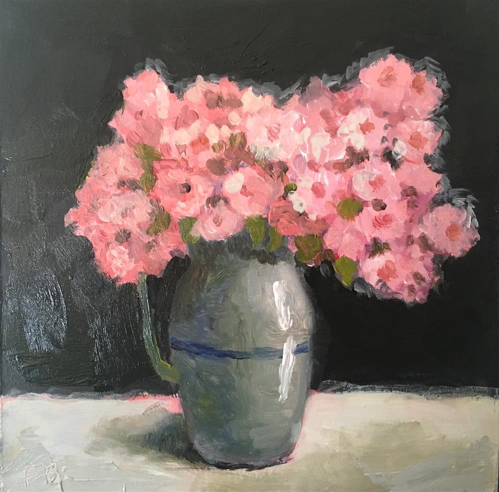 """""""272 Azaleas"""" original fine art by Fred Bell"""