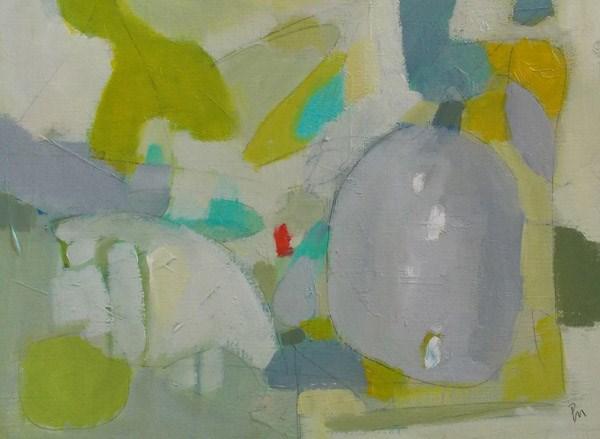 """Unstructured Summer"" original fine art by Pamela Munger"