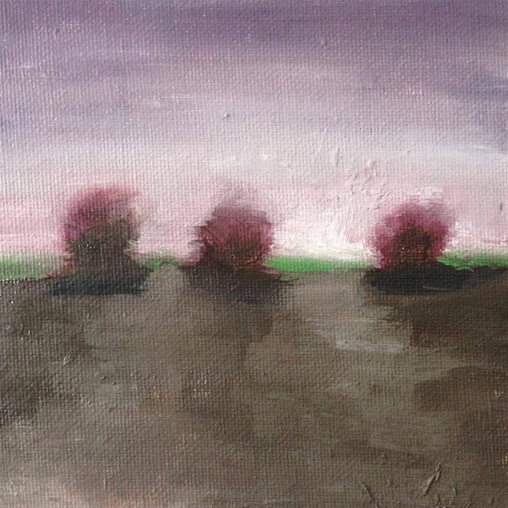"""Daybreak"" original fine art by christina glaser"