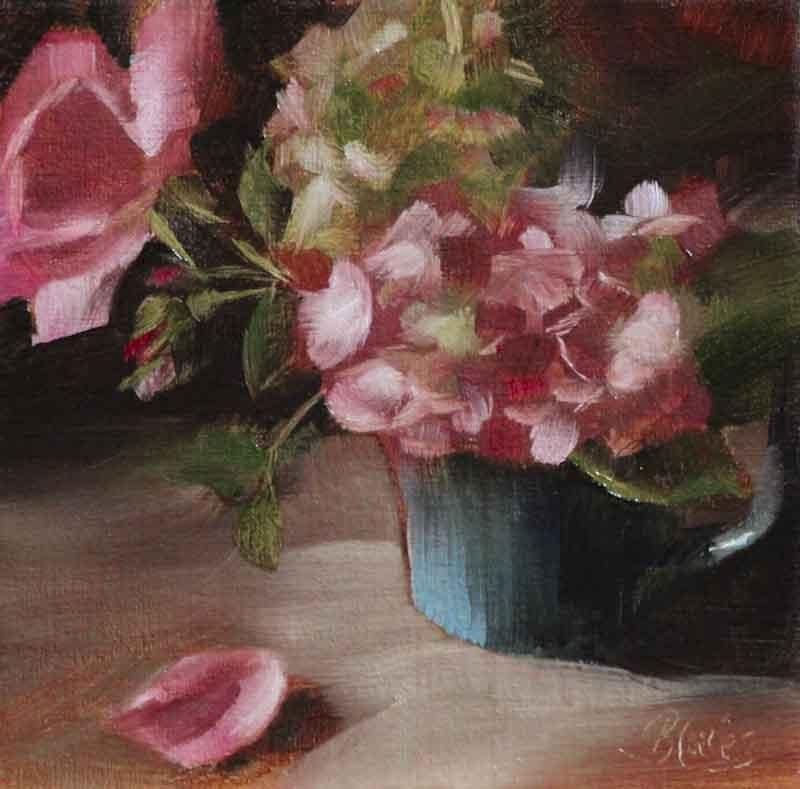 """Good Mornin' Sunshine"" original fine art by Pamela Blaies"