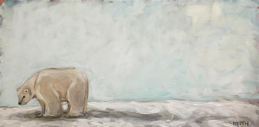 """Hudson"" original fine art by Kandice Keith"