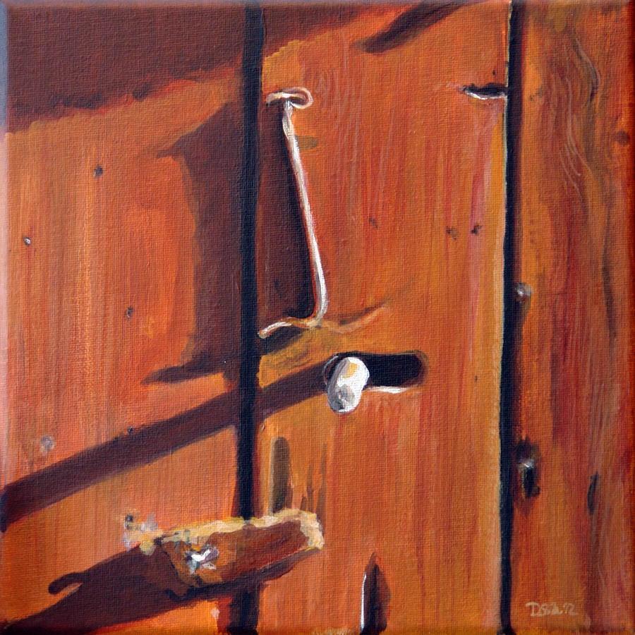 """""""0388 Shatto"""" original fine art by Dietmar Stiller"""