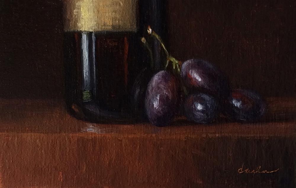 """Girl's Night"" original fine art by Darla McDowell"