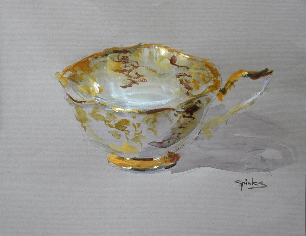 """""""Sunday Best"""" original fine art by Johanna Spinks"""