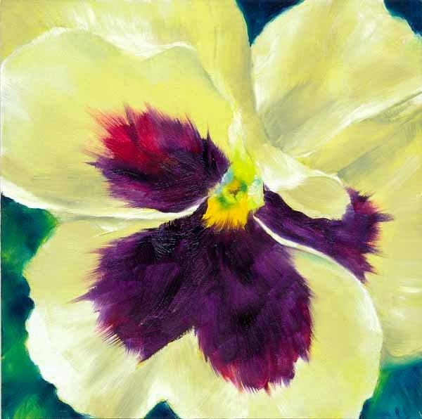 """Come Spring"" original fine art by Brenda Ferguson"