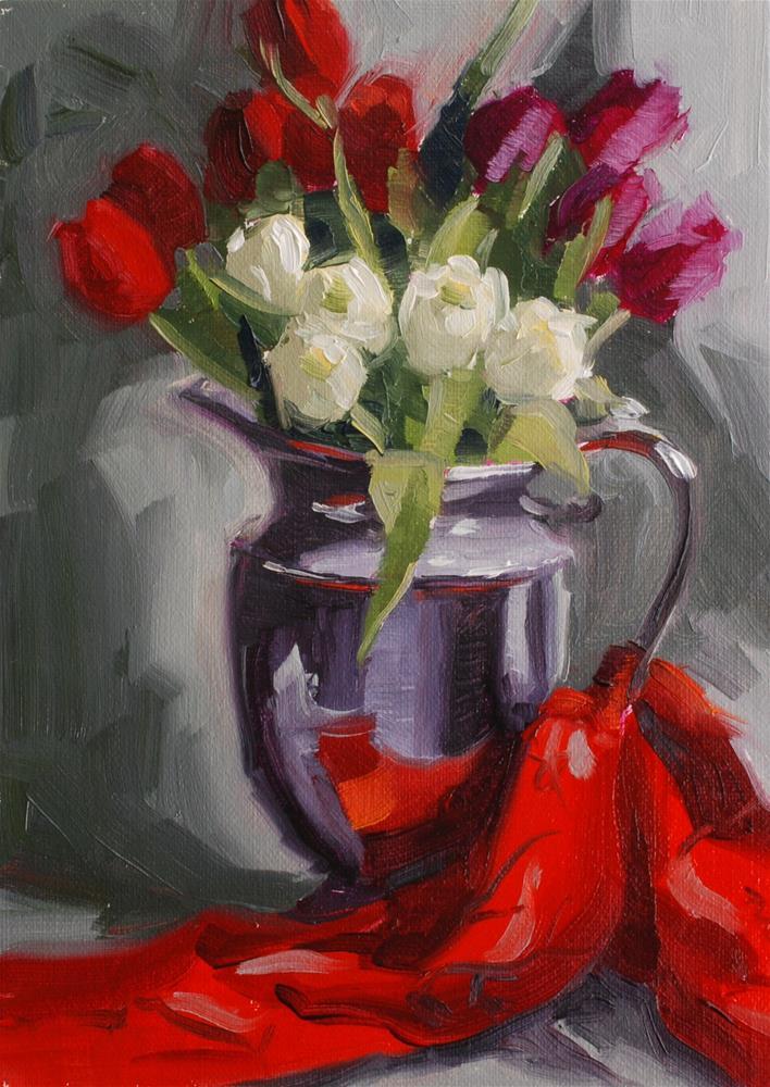 """A New Batch"" original fine art by Susan McManamen"