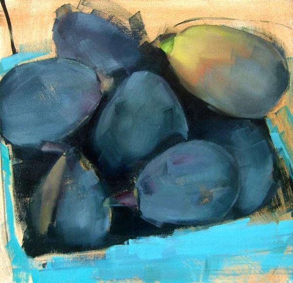 """Figs (no.85)"" original fine art by Michael William"