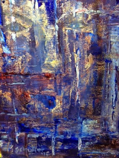 """""""Veiled"""" original fine art by Juli Schuster"""