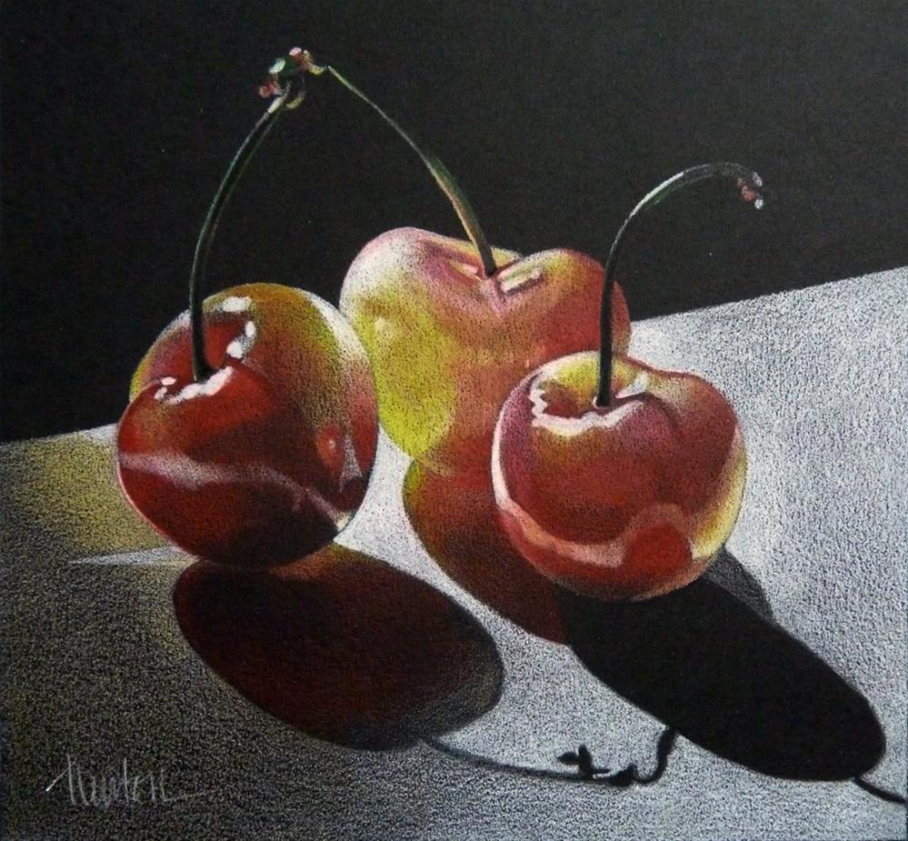 """Jewels"" original fine art by Barbara Benedetti Newton"