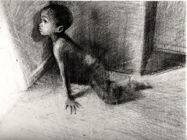 """Kids, Life, Art and Stuff VII"" original fine art by Adebanji Alade"