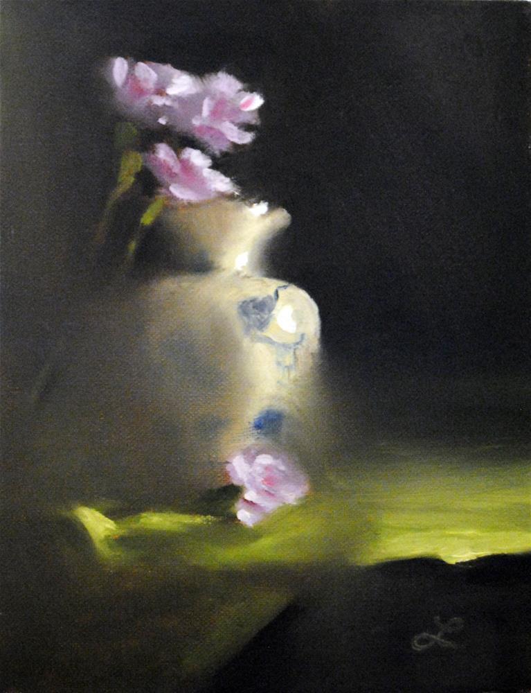 """Carnation Still Life"" original fine art by Lori Jacobs - Farist"