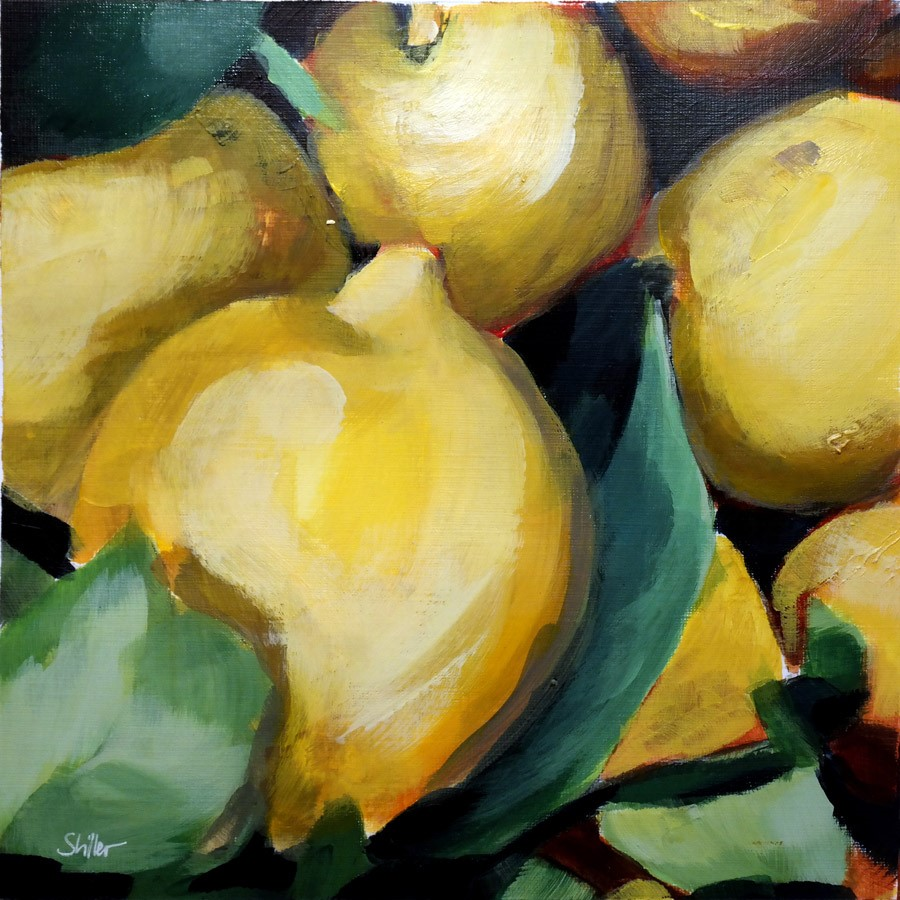 """2745 Limonadic"" original fine art by Dietmar Stiller"