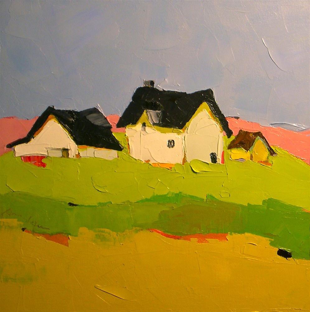"""""""Simple Living IV"""" original fine art by Donna Walker"""