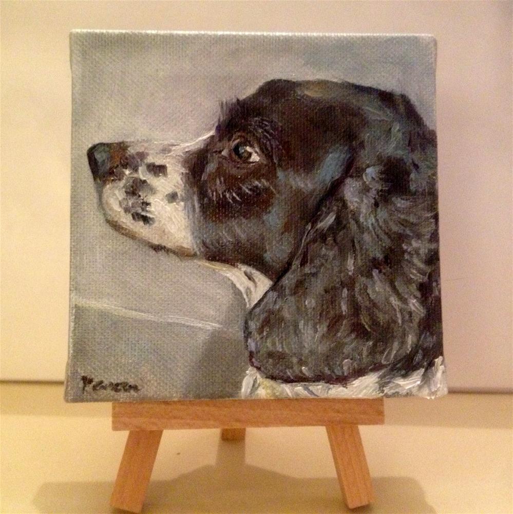 """Tarn Newton"" original fine art by Paula Howson-Green"
