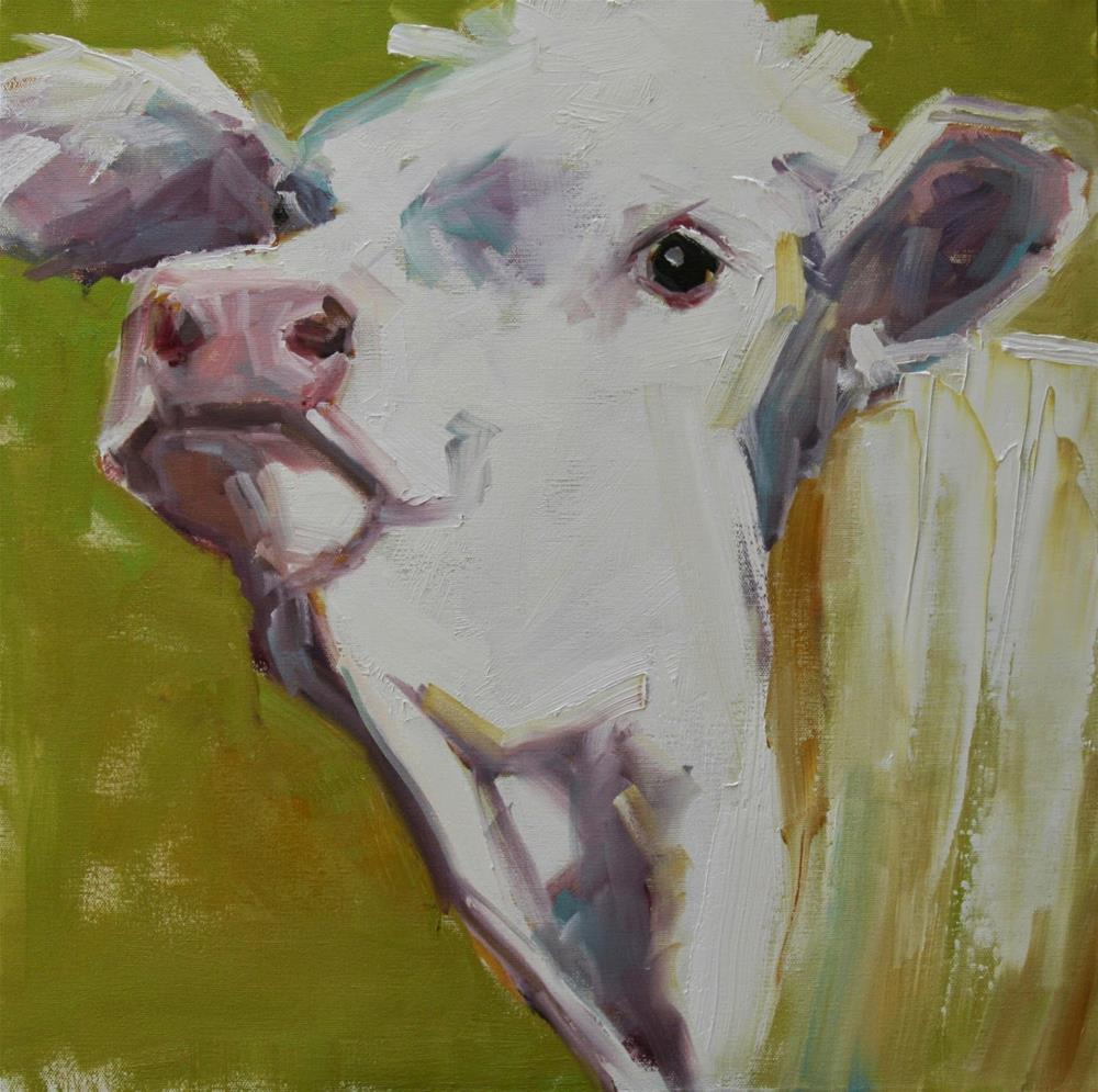 """uppity"" original fine art by Carol Carmichael"