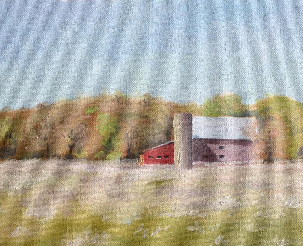 """Far Afield"" original fine art by Eric Larson"