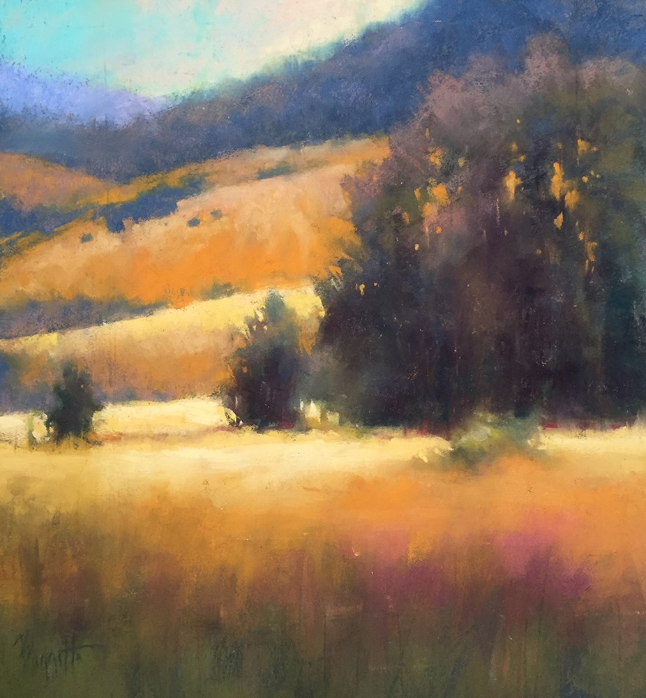 """Heading South Study"" original fine art by Marla Baggetta"