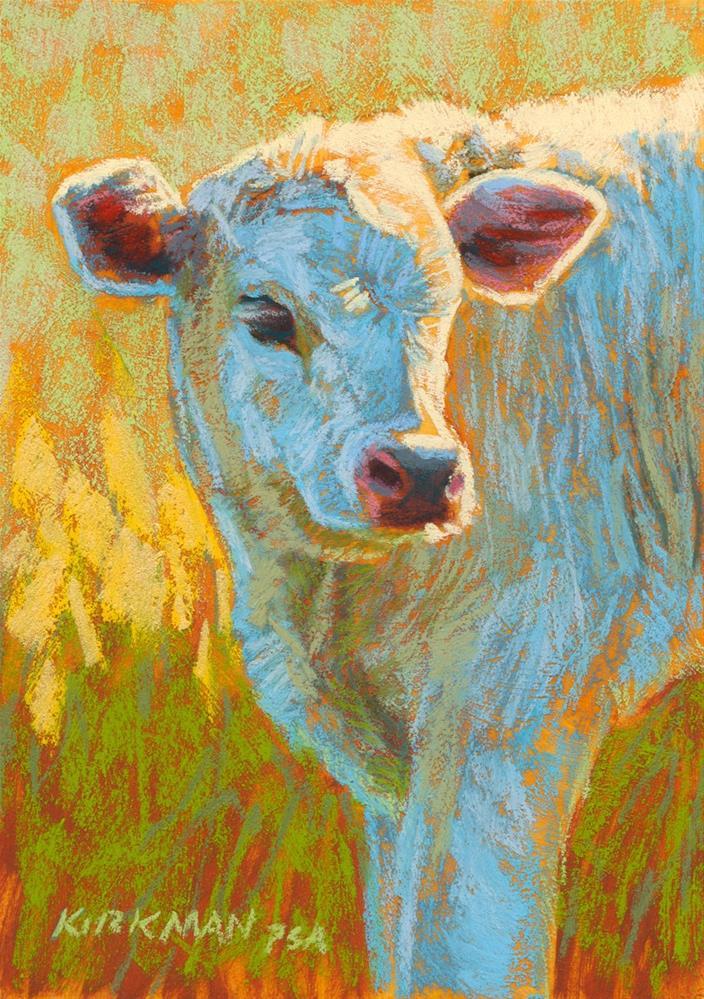 """Skye"" original fine art by Rita Kirkman"
