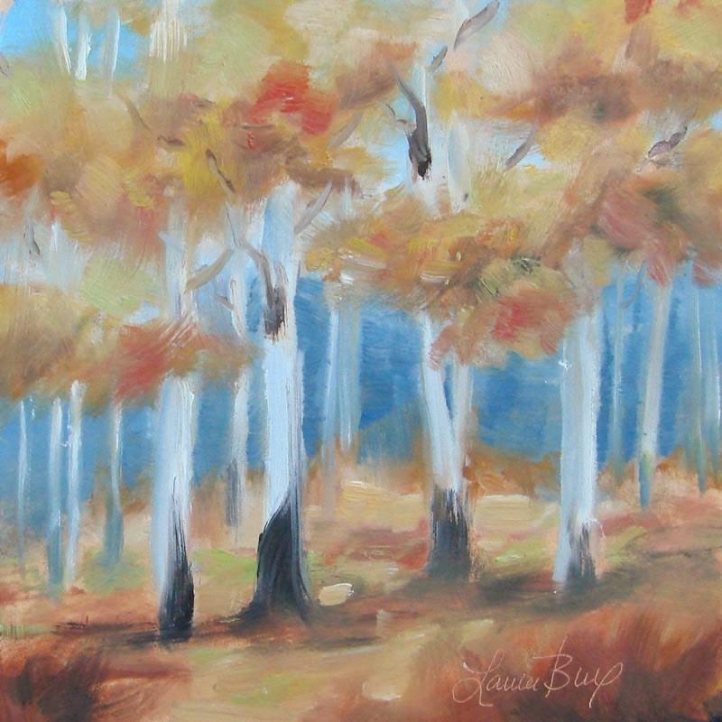 """Season I 284"" original fine art by Laura  Buxo"
