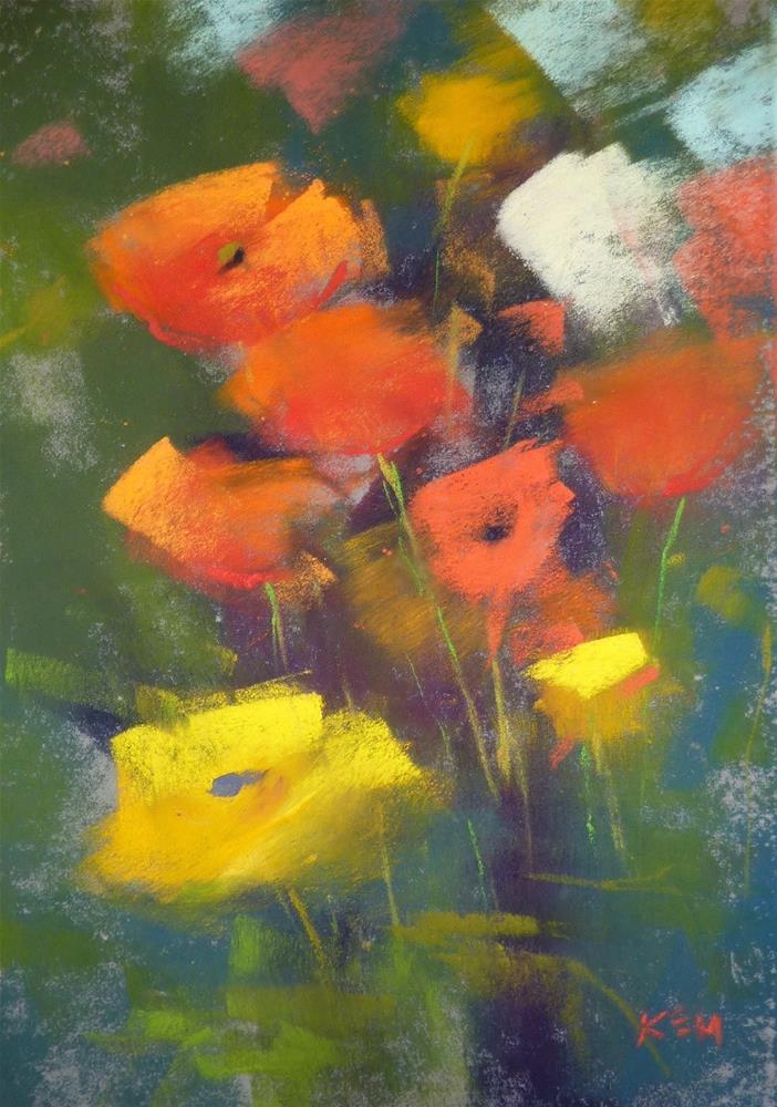 """Plein Air Tip no. 1: What to do When Overwhelmed by the Landscape"" original fine art by Karen Margulis"