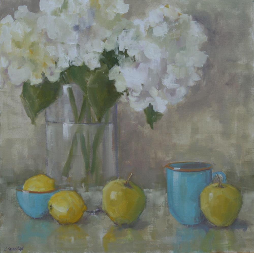 """Carolina"" original fine art by Carol Carmichael"