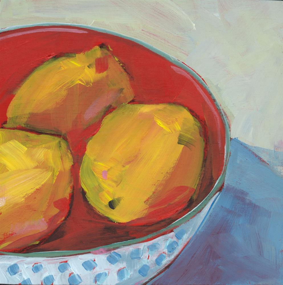"""0994: When Life Gives You Lemons"" original fine art by Brian Miller"