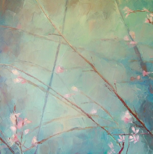 """Cool Breeze"" original fine art by Nava Judith"