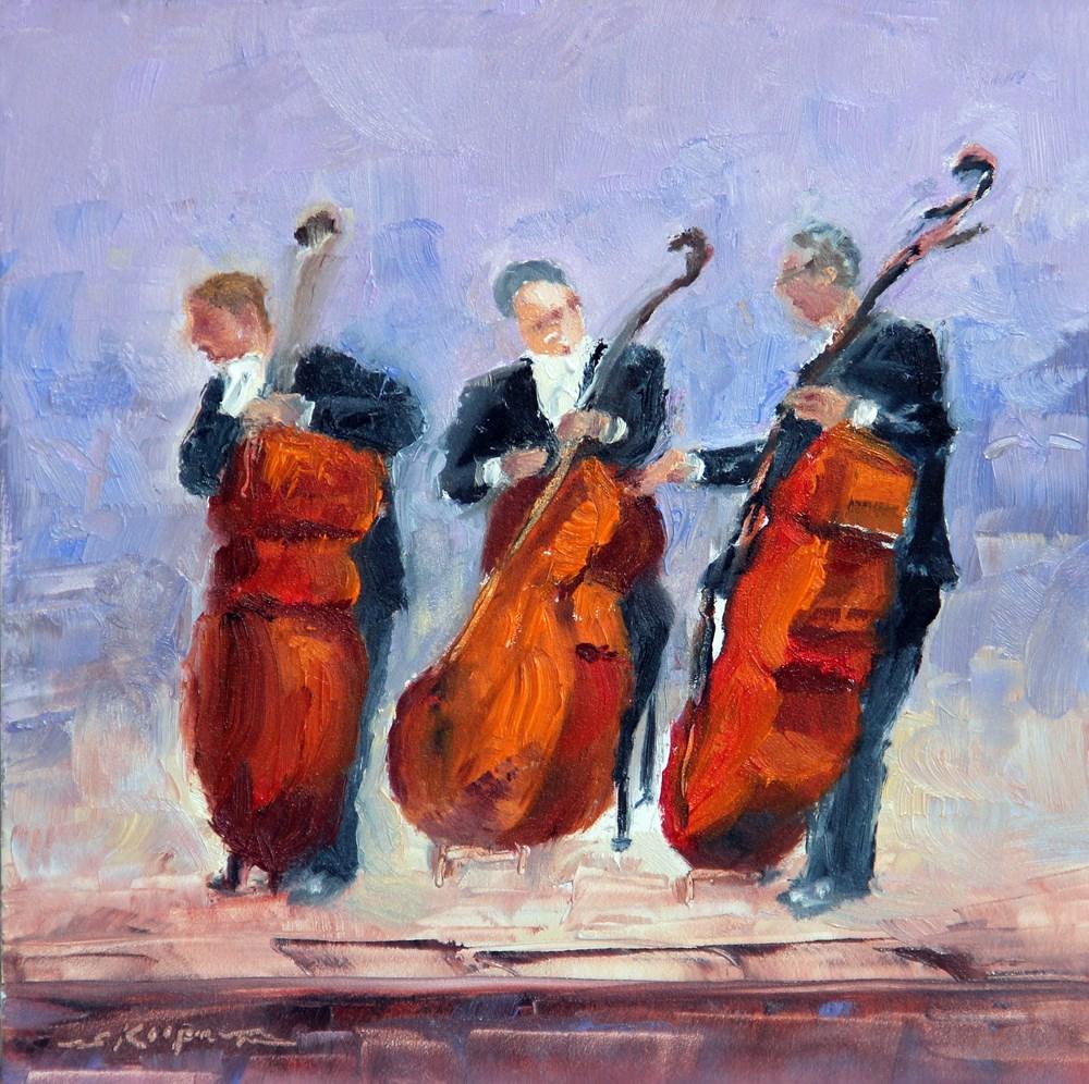 """""""Strings"""" original fine art by Shelley Koopmann"""
