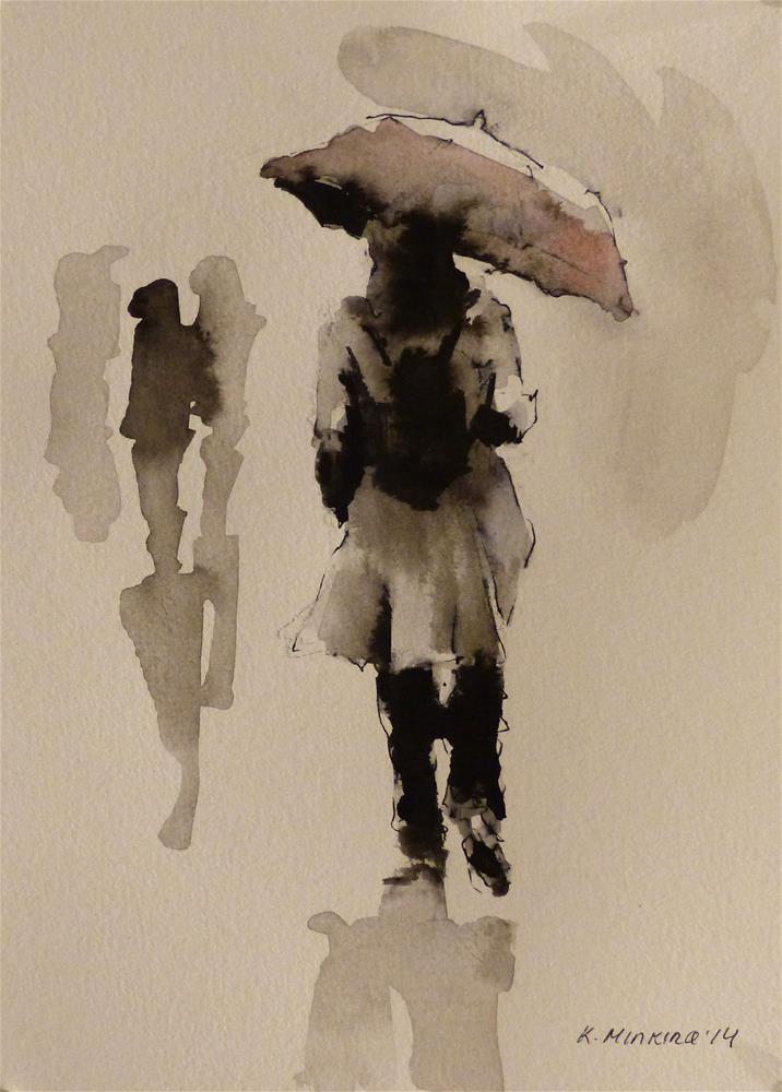 """urban42"" original fine art by Katya Minkina"