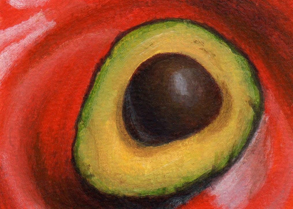 """Sunny Side Up"" original fine art by Debbie Shirley"