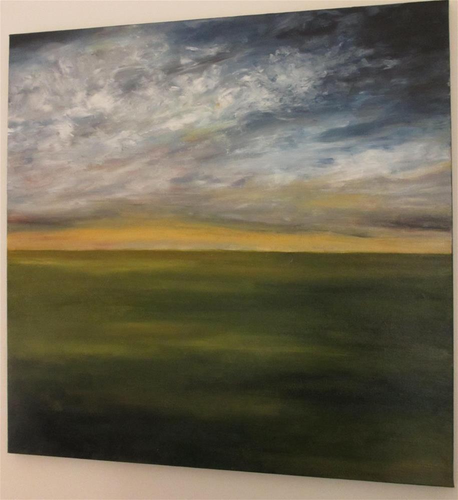 """Contemplation"" original fine art by christina glaser"