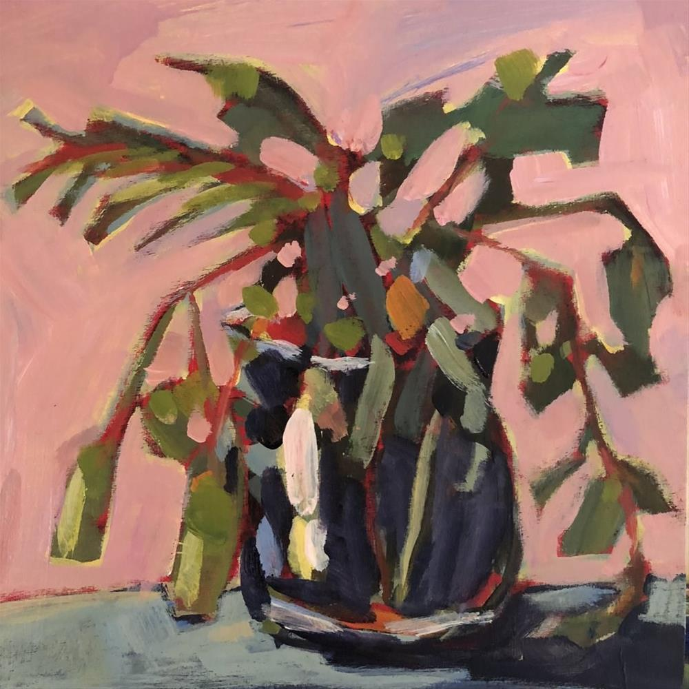 """0596: Herbs for the Turkey"" original fine art by Brian Miller"