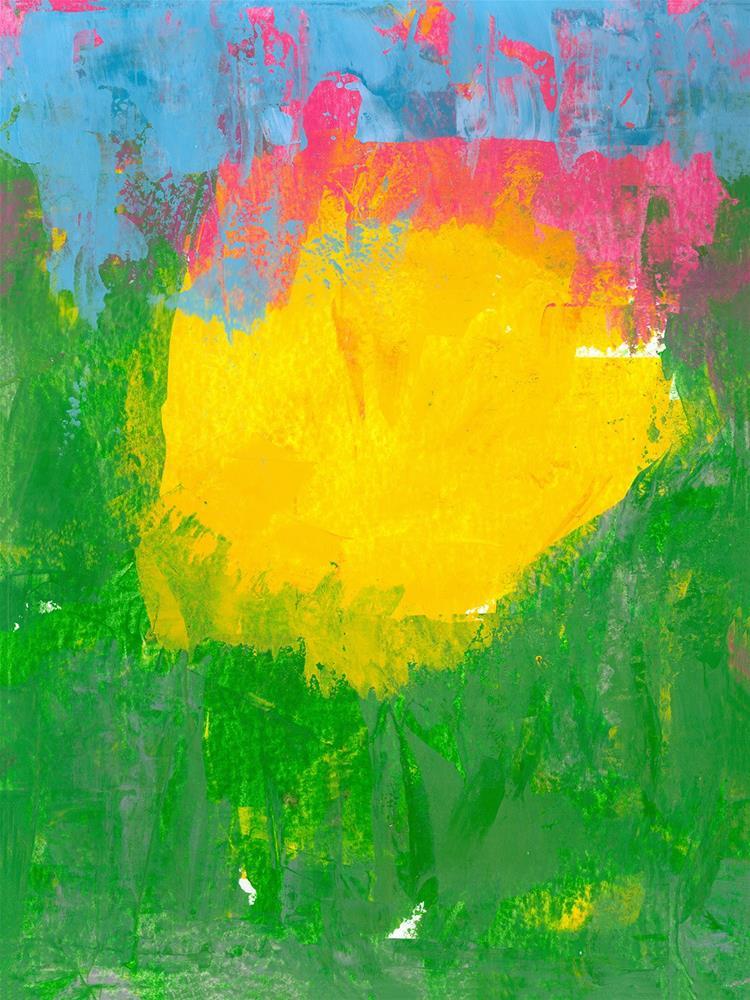 """""""El Sol"""" original fine art by Tonya Doughty"""