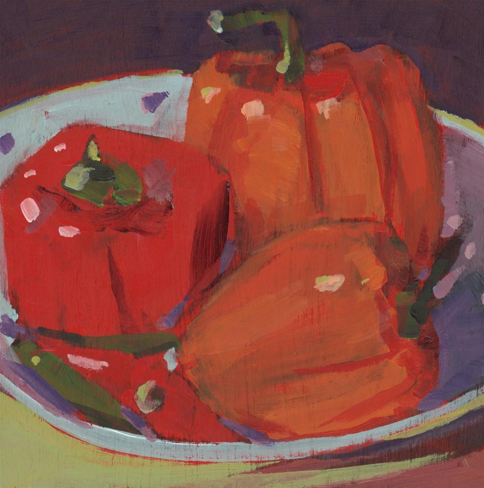 """0951: Aww... Dinner"" original fine art by Brian Miller"