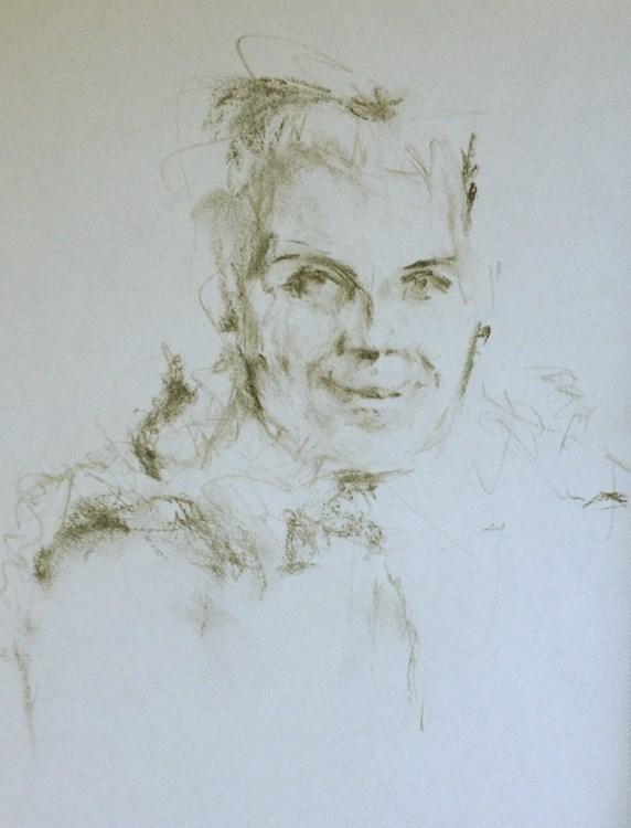 """Drawing #8-20"" original fine art by Katie Wilson"