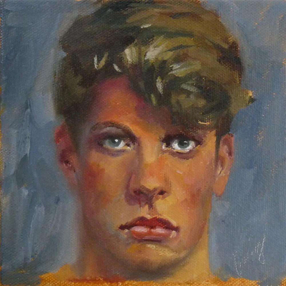 """The Heart That  Broke"" original fine art by Sharman Owings"