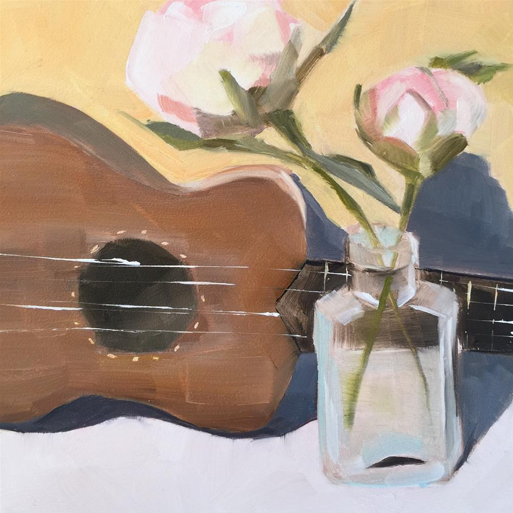 """""""241 Opening Act"""" original fine art by Jenny Doh"""
