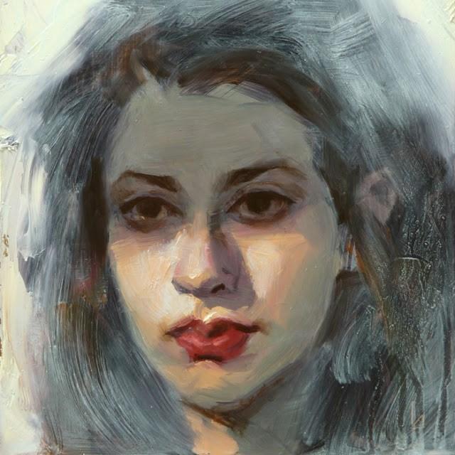 """Vapor"" original fine art by John Larriva"