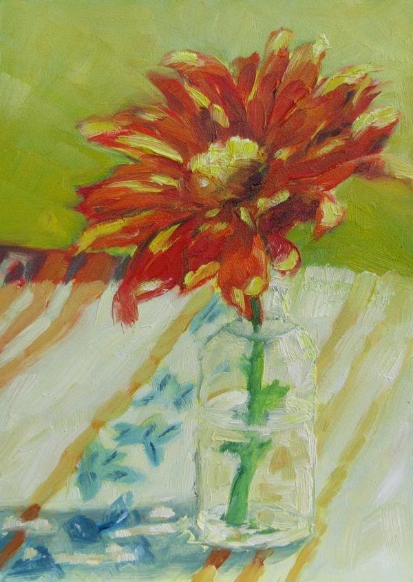 """Thank You Mum"" original fine art by Mb Warner"