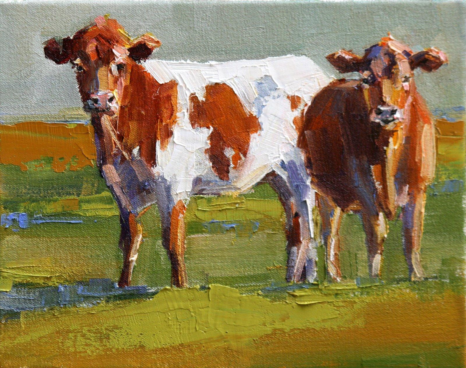 """""""Fall"""" original fine art by Carol Carmichael"""