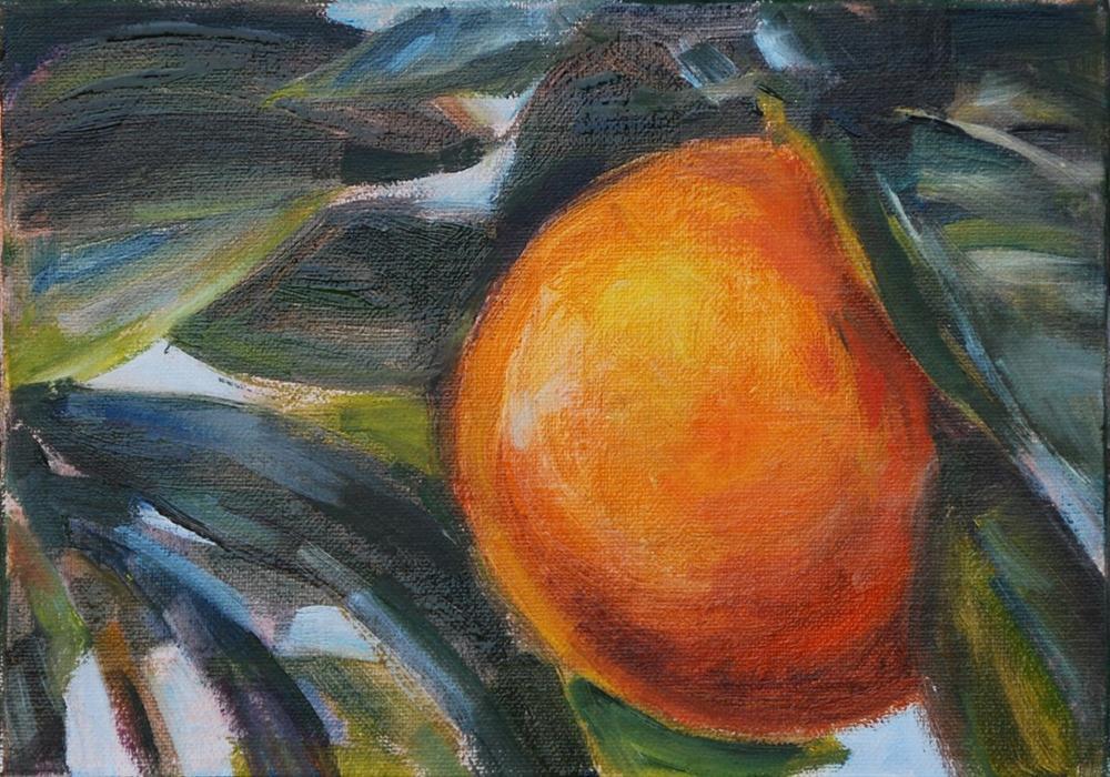 """Summer Sun"" original fine art by Carol DeMumbrum"